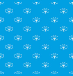 lingerie body pattern seamless blue vector image