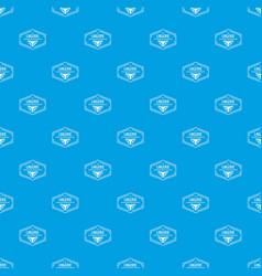 Lingerie body pattern seamless blue vector