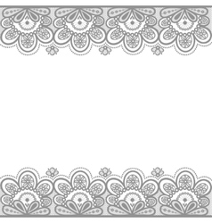 Old lace vector