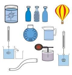 Scientific-equipment vector