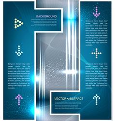 background design element for business vector image vector image