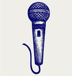 Sketch microphone vector
