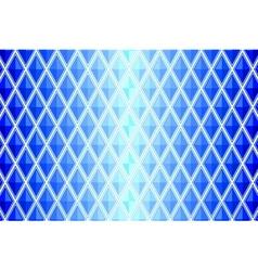 Blue diamond shaped quadrangle vector