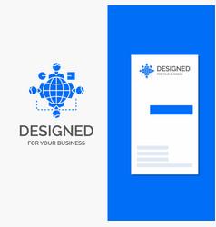 Business logo for function instruction logic vector