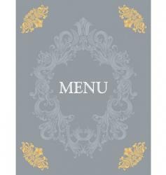 menu15 vector image