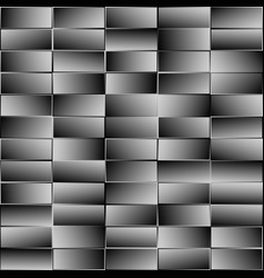 Rectangles with random gradient fills- seamlessly vector