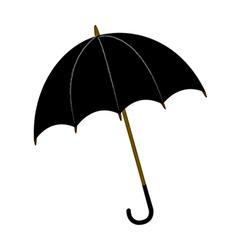 Icon umbrella vector