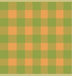 Plaid kitchen seamless pattern vector