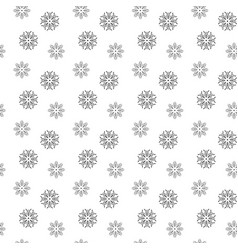 snowflakes seamless background see more seamless vector image