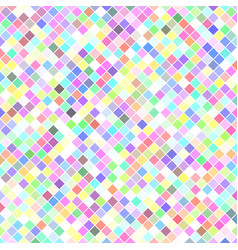 multicolored square pattern background - geometric vector image