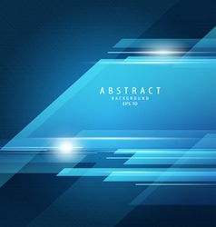 Abstract blue transparency background vector image