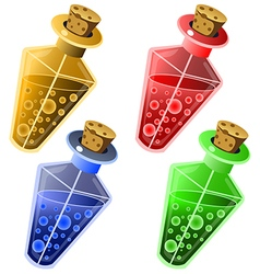 potions2 vector image