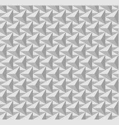 Abstract triangle pattern seamless texture vector