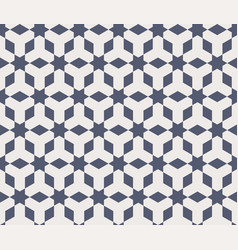 arabian geometrical pattern vector image
