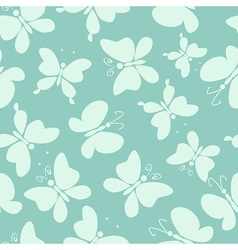 Butterfly fly high vector