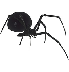 Dangerous Spider vector
