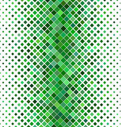 Green abstract vertical square pattern background vector