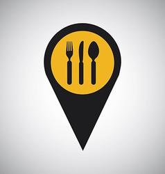 menu signal vector image