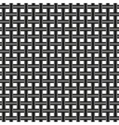mesh steel wire vector image