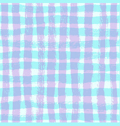 Seamless pattern with intersecting stripes vector