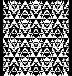metatron circle seamless pattern vector image vector image