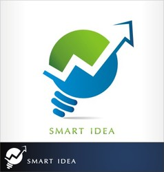 finance idea vector image
