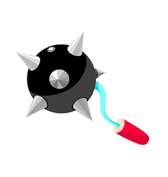 Icon weapon vector