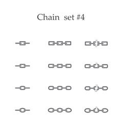 Chain set four vector