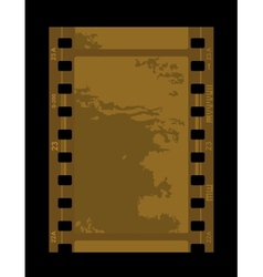 Film Strip Pattern vector image