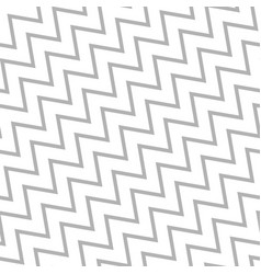 diagonal seamless zigzag pattern stylish vector image