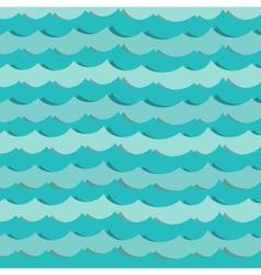 Paper sea vector