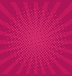 pink retro style background vector image