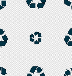 processing icon sign Seamless pattern with vector image
