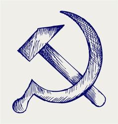 SSSR vector image