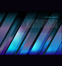 abstract metal background in cyan and violet color vector image