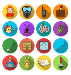 Nature entertainment hobbiesand other web icon vector