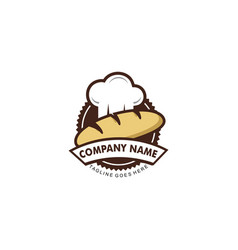 bakery logo-11 vector image vector image