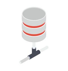 Shared database vector