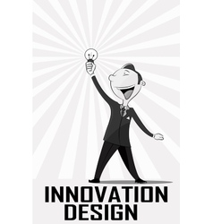 Spark Idea vector image