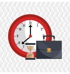 Time management design vector