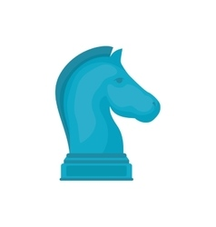 Chess game concept vector