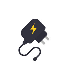 Mobile charger vector