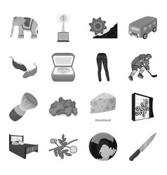 Transport mine space and other web icon in vector