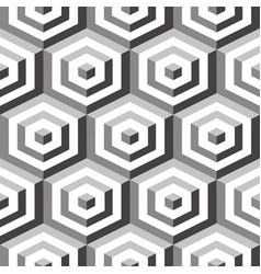 6 pattern collection - geometric patterns vector image