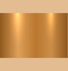 bronze metallic texture shiny polished metal vector image