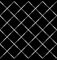 Seamless repeatable geometric abstract monochrome vector