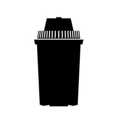 water filter cartridge vector image