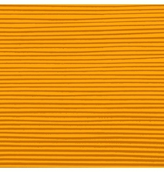 Yellow Lined Background vector image