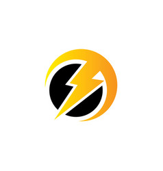 Flazz electric logo vector