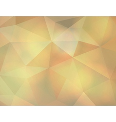 Stained Glass Abstract Triangles vector